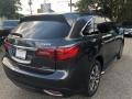Acura MDX SH-AWD Technology Graphite Luster Metallic photo #7