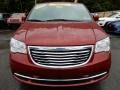 Chrysler Town & Country Touring Deep Cherry Red Crystal Pearl photo #9