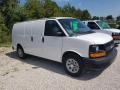 Chevrolet Express 1500 Cargo WT Summit White photo #1
