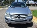 Mercedes-Benz ML 320 CDI 4Matic Alpine Rain Metallic photo #35