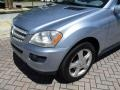 Mercedes-Benz ML 320 CDI 4Matic Alpine Rain Metallic photo #51