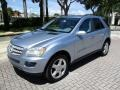 Mercedes-Benz ML 320 CDI 4Matic Alpine Rain Metallic photo #68