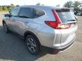 Honda CR-V EX AWD Lunar Silver Metallic photo #2