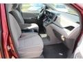 Toyota Sienna LE Salsa Red Pearl photo #30
