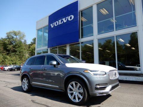 Osmium Grey Metallic 2019 Volvo XC90 T6 AWD Inscription
