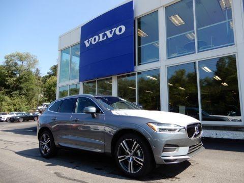 Osmium Grey Metallic 2019 Volvo XC60 T5 AWD Momentum