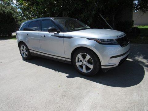 Indus Silver Metallic 2019 Land Rover Range Rover Velar S