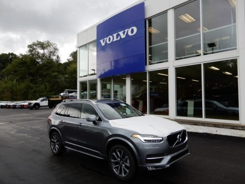 Osmium Grey Metallic 2019 Volvo XC90 T6 AWD Momentum