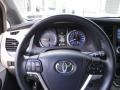 Toyota Sienna XLE AWD Shoreline Blue Pearl photo #20