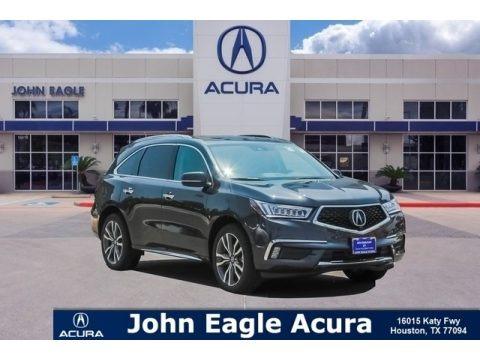 Gunmetal Metallic 2019 Acura MDX