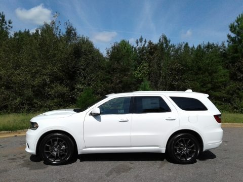 White Knuckle 2018 Dodge Durango R/T AWD