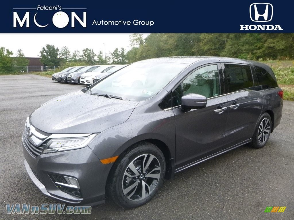 2019 Odyssey Elite - Modern Steel Metallic / Gray photo #1