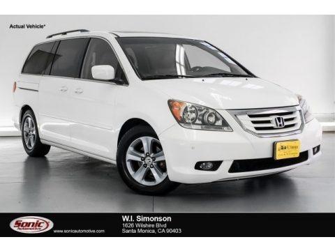 Taffeta White 2010 Honda Odyssey Touring