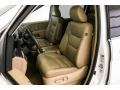 Honda Odyssey Touring Taffeta White photo #15