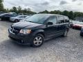 Dodge Grand Caravan Crew Brilliant Black Crystal Pearl photo #1