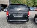 Dodge Grand Caravan Crew Brilliant Black Crystal Pearl photo #4