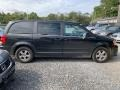 Dodge Grand Caravan Crew Brilliant Black Crystal Pearl photo #6