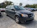 Dodge Grand Caravan Crew Brilliant Black Crystal Pearl photo #8