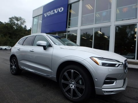 Bright Silver Metallic 2019 Volvo XC60 T5 AWD Inscription