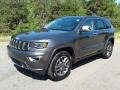 Jeep Grand Cherokee Limited 4x4 Granite Crystal Metallic photo #2