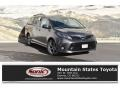 Toyota Sienna SE AWD Predawn Gray Mica photo #1