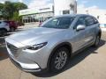 Mazda CX-9 Touring AWD Sonic Silver Metallic photo #5
