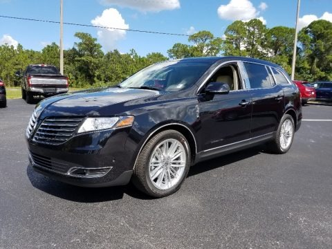 Infinite Black 2019 Lincoln MKT AWD