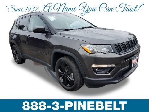 Granite Crystal Metallic 2019 Jeep Compass Altitude 4x4