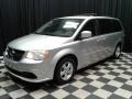 Dodge Grand Caravan SXT Bright Silver Metallic photo #2