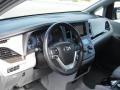 Toyota Sienna XLE Premium Predawn Gray Mica photo #17