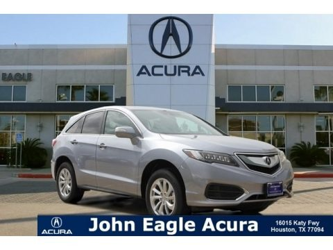 Lunar Silver Metallic 2017 Acura RDX Technology