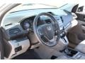 Honda CR-V EX-L Alabaster Silver Metallic photo #13