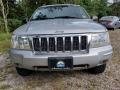 Jeep Grand Cherokee Overland 4x4 Bright Silver Metallic photo #2