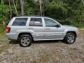 Jeep Grand Cherokee Overland 4x4 Bright Silver Metallic photo #4