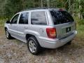 Jeep Grand Cherokee Overland 4x4 Bright Silver Metallic photo #6