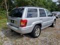 Jeep Grand Cherokee Overland 4x4 Bright Silver Metallic photo #7