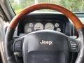 Jeep Grand Cherokee Overland 4x4 Bright Silver Metallic photo #15