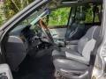 Jeep Grand Cherokee Overland 4x4 Bright Silver Metallic photo #17