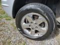 Jeep Grand Cherokee Overland 4x4 Bright Silver Metallic photo #28