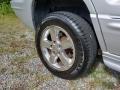 Jeep Grand Cherokee Overland 4x4 Bright Silver Metallic photo #29