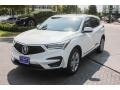 Acura RDX Advance White Diamond Pearl photo #3