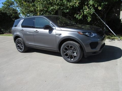 Corris Gray Metallic 2019 Land Rover Discovery Sport HSE