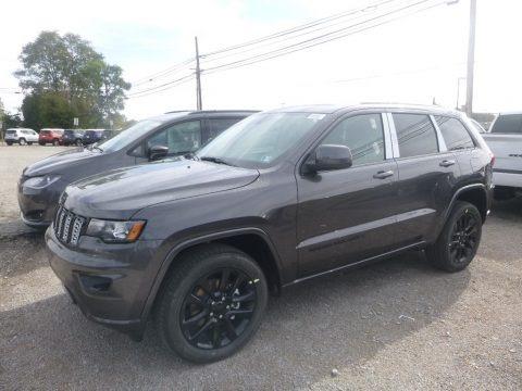 Granite Crystal Metallic 2019 Jeep Grand Cherokee Laredo 4x4