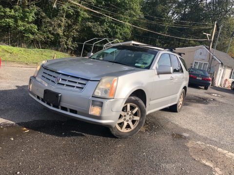 Light Platinum 2006 Cadillac SRX V6