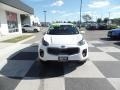 Kia Sportage LX AWD Clear White photo #2