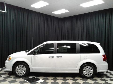 White Knuckle 2019 Dodge Grand Caravan SE