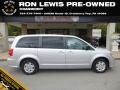 Dodge Grand Caravan SE Bright Silver Metallic photo #1