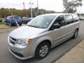 Dodge Grand Caravan SE Bright Silver Metallic photo #5
