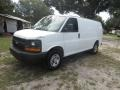 Chevrolet Express 2500 Work Van Summit White photo #3