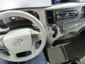 Toyota Sienna LE Black photo #30